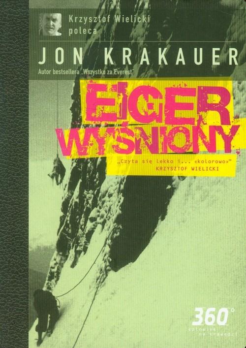 Eiger wyśniony Krakauer Jon