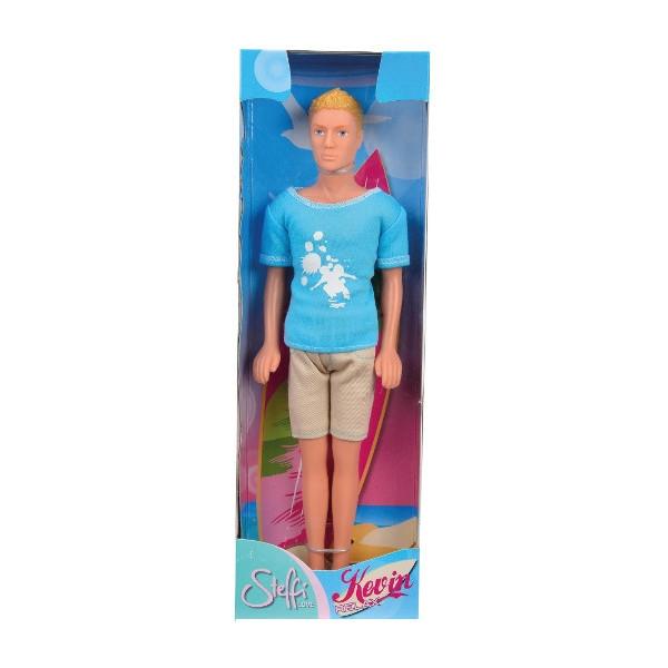 KEVIN W letnim stroju, niebiesk koszulka (105731629)