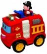 Samochód strażacki naciśnij i jedź