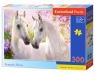 Puzzle 300 Romantic Horses (B-030378)