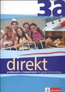 Direkt  3A Podręcznik do języka niemieckiego 170/07 Motta Giorgio, Ćwikowska Beata