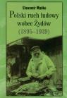 Polski ruch ludowy wobec Żydów 1895-1939