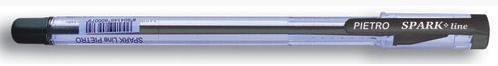 Długopis Pietro 0,7mm czarny (25 szt) SPARK