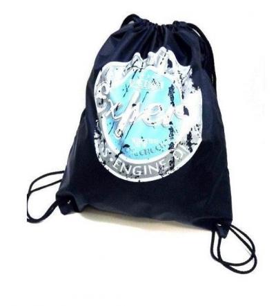 Worek szkolny plecak WR120 Stempel MESIO