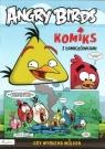 Angry Birds komiks. Gdy wybucha wulkan