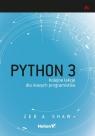 Python 3. Kolejne lekcje dla nowych programistów Shaw Zed A.