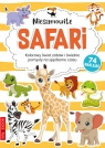 Niesamowite Safari Kolorowanka