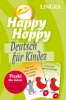 Happy Hoppy  Fiszki dla dzieci: cechy i relacje - język niemiecki