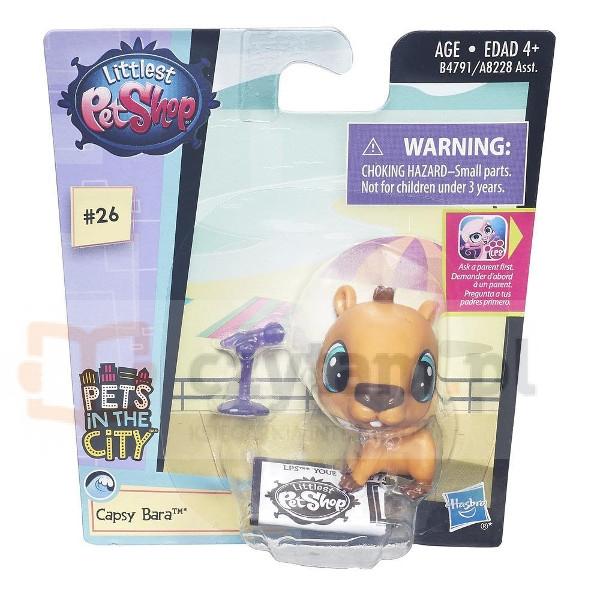 HASBRO LPS Figurka A, Capybara (A8228EU47/B4791)