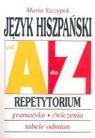 Język hiszpański A-Z Repetytorium