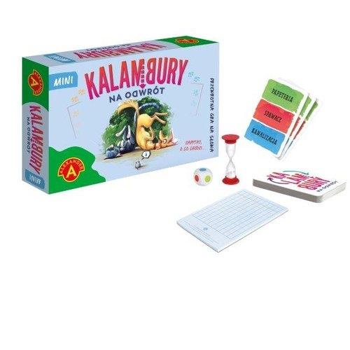 Kalambury na odwrót Mini