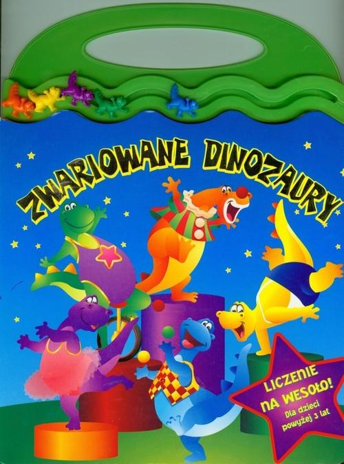 Zwariowane dinozaury Liczenie na wesoło