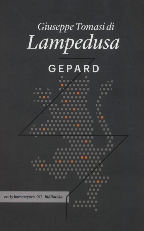 Gepard Lampedusa Giuseppe Tomasi