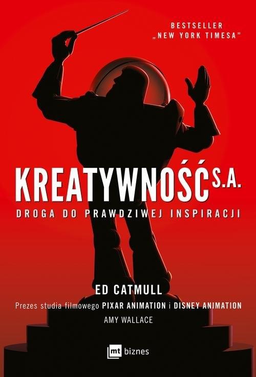 Kreatywność S.A. Catmull Ed, Wallace Amy