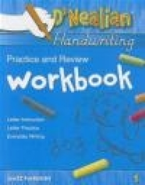 Dnealian Handwriting 1998 Practice and Review Workbook Grade 1