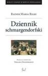 Dziennik schmargendorfski Rilke Rainer Maria