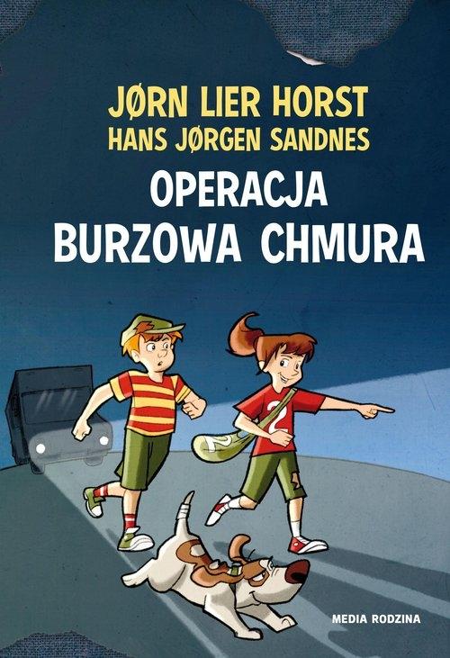 Operacja Burzowa Chmura. Biuro Detektywistyczne nr 2 Horst Jorn Lier