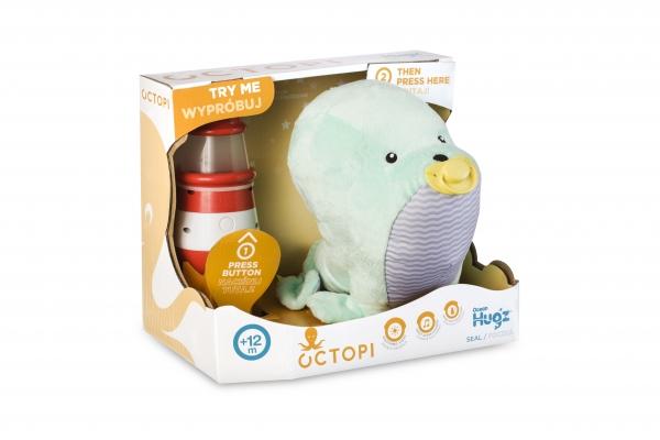 Octopi: foczka + latarnia morska