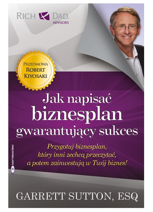 Jak napisać biznesplan gwarantujący sukces Sutton Garrett