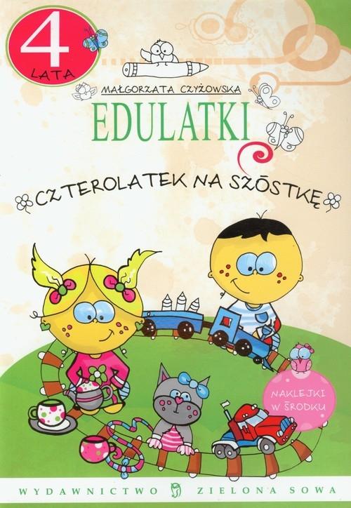 Edulatki Czterolatek na szóstkę Czyżowska Małgorzata