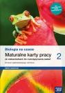 Biologia na czasie 2. Maturalne karty pracy dla liceum ogólnokształcącego i technikum, zakres rozszerzony - Szkoła ponadpodstawowa