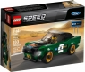 Lego Speed Champions Ford Mustang Fastback z 1968 r. (75884)