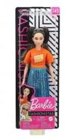 Lalka Barbie Fashionistas Feel in Bright (FBR37/GHW59)