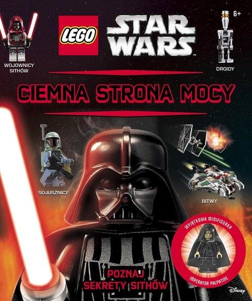 Lego Star Wars Ciemna strona mocy Lipkowitz Daniel