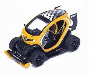 BIZZARE Twizy Renault Sport F1 Concept (B1037)