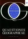 Quaestiones geographicae 22