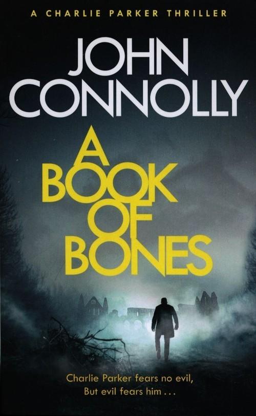 A Book of Bones Connolly John