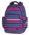 Coolpack - Brick - Plecak szkolny - Chevron Stripes (82379CP)