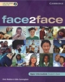 Face2face upper intermediate students book Redston Chris, Cunningham Gillie