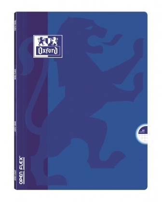 Zeszyt Oxford Open Flex A4 60 kartek kratka