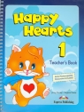 Happy Hearts 1 Teacher's Book Dooley Jenny, Evans Virginia