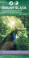 Mapa przyrodnicza - Dolny Śląsk 1:290 000 praca zbiorowa