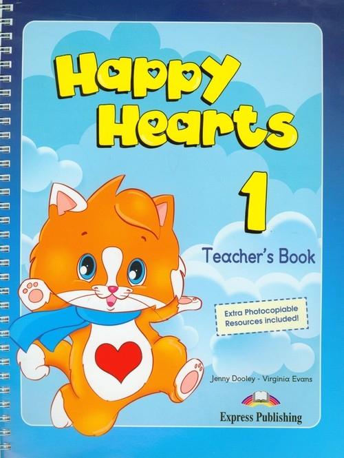 Happy Hearts 1 Teacher's Book Dooley Jenny, Evans Virginia