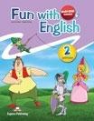 Fun with English 2 SP Podręcznik + Multi-ROM. Język angielski Jenny Dooley, Virginia Evans