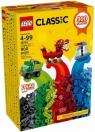 Lego Classic: Zestaw kreatywny (10704)