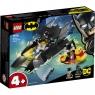 Lego DC Super Heroes: Poscig Batłodzią za Pingwinem (76158)Wiek: 4+
