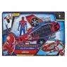 Figurka Spider-Man Daleko od domu, Pojazd Spider-Mana (E3548)