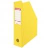 Pojemnik Esselte VIVIDA, składany A4/7cm - żółty (56001)