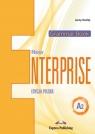 New Enterprise A2 Grammar Book + DigiBook. Język angielski. Kompendium gramatyczne dla szkół ponadpodstawowych