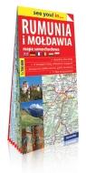 Rumunia i Mołdawia see! you in papierowa mapa samochodowa 1:700 000