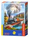 Puzzle 200 Premium:Train Crossing (B-222070)