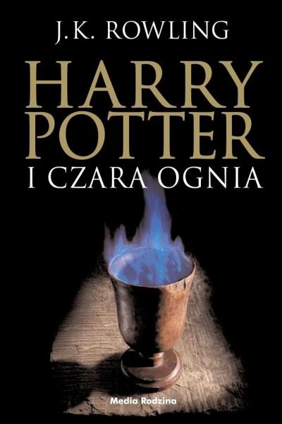 Harry Potter i Czara Ognia. Tom 4 Joanne K. Rowling