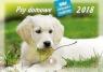 Kalendarz rodzinny 2018 - Psy domowe WL8