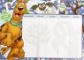 Plan lekcji z magnesem Scooby-Doo