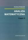 Analiza matematyczna cz.2
