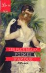 Plus beaux poemes d'amour